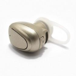 Slušalice bluetooth E8 - zlatna