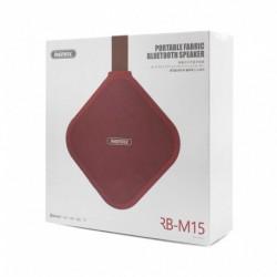 Zvučnik bluetooth RB-M15 Remax - crvena