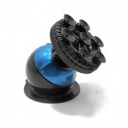Auto držač (stalak) sa vakumom MY013 - plava