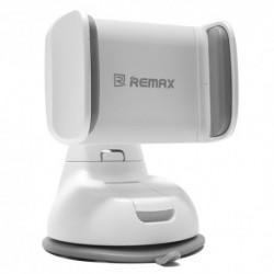 Auto držač (stalak) sa vakumom RM-C06 Remax - belo-siva