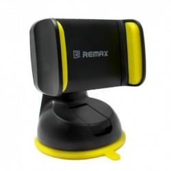 Auto držač (stalak) sa vakumom RM-C06 Remax - žuto-crna
