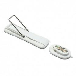 Držač (stalak) sa vakumom 3u1 SlingGrip - bela