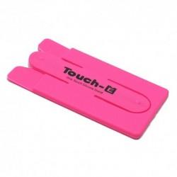Auto držač (stalak) sa vakumom Touch E - roza