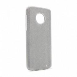 Futrola za Motorola Moto G6 Plus leđa Crystal dust - srebrna