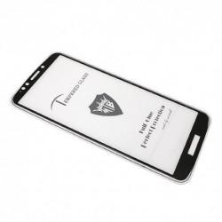 Zaštitno staklo za Motorola Moto E5 Plus (2,5D) - crna