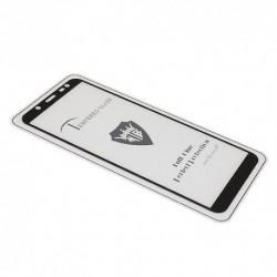 Zaštitno staklo za Samsung Galaxy J6 (2,5D) - crna