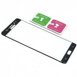 Zaštitno staklo za Samsung Galaxy Note 7 (zakrivljeno 3D) - crna