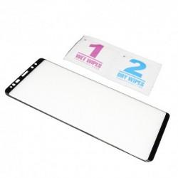 Zaštitno staklo za Samsung Galaxy Note 9 (zakrivljeno 3D) - crna