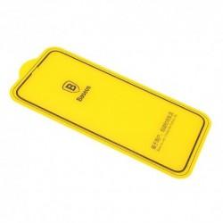 Zaštitno staklo za iPhone X/XS/11 Pro Baseus 0,33mm - Crna