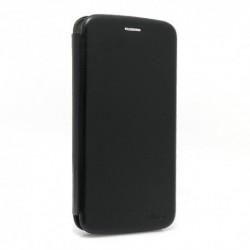 Futrola za Motorola Moto E5/G6 Play preklop bez magneta bez prozora iHave - crna