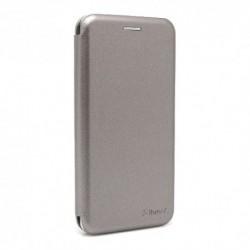 Futrola za Nokia 5.1 preklop bez magneta bez prozora iHave - siva