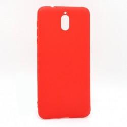 Futrola za Nokia 3.1 leđa Ultra tanki kolor - crvena