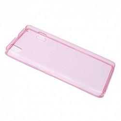 Futrola za Lenovo K3 Note leđa Ultra tanki protect - pink