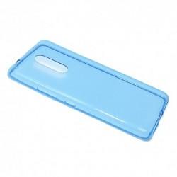 Futrola za Lenovo K6 Note/K6 Plus leđa Ultra tanki protect - plava