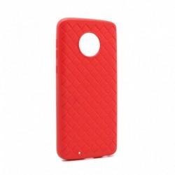 Futrola za Motorola Moto G6/1S leđa Spider - crvena