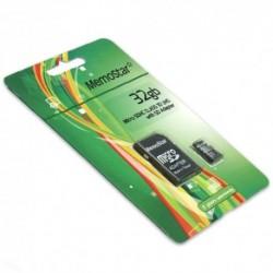 Memorijska kartica (32Gb) C10 MicroSD i adapter - MemoStar