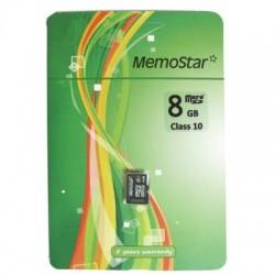 Memorijska kartica (8Gb) C10 MicroSD - Memostar