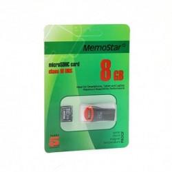 Memorijska kartica (8Gb) C10 MicroSD i USB čitač - Memostar