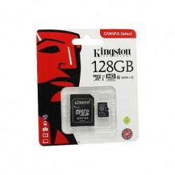 Memorijska kartica (128Gb) C10 MicroSD i adapter - Kingston
