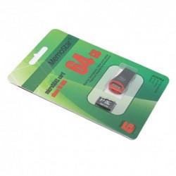 Memorijska kartica (64Gb) C10 MicroSD i USB čitač - Memostar