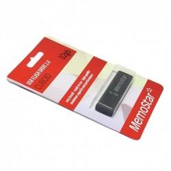 USB (flash) memorija (32Gb) MemoStar Cuboid - crna