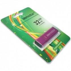 USB (flash) memorija (32Gb) MemoStar Cuboid - pink