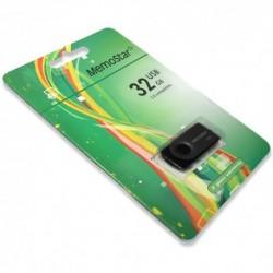 USB (flash) memorija (32Gb) MemoStar Rota - crna