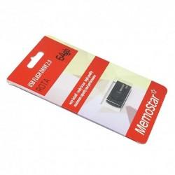 USB (flash) memorija (64Gb) MemoStar Rota - crna
