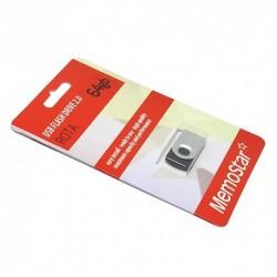 USB (flash) memorija (64Gb) MemoStar Rota - srebrna