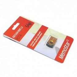 USB (flash) memorija (64Gb) MemoStar Rota - zlatna