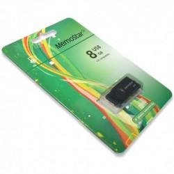 USB (flash) memorija (8Gb) MemoStar Rota - crna
