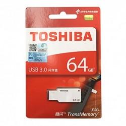 USB (flash) memorija (64Gb) 3.0 Toshiba - bela