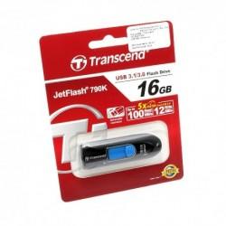 USB (flash) memorija (16Gb) 3.1 Transcend - plava
