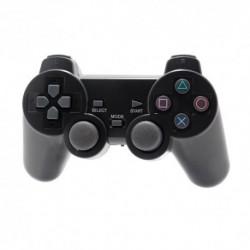 Džojstik (joypad) bežični (Wi-Fi) 3u1 za PC/PS2/PS3 - crna