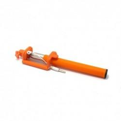 Selfi (selfie) štap/držač Z07-6S - narandžasta