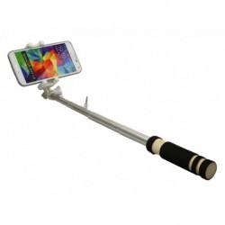 Selfi (selfie) štap/držač ZX-4S (3,5mm) - crna