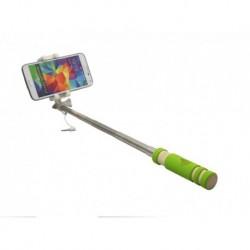 Selfi (selfie) štap/držač ZX-4S (3,5mm) - zelena