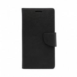 Futrola za HTC Desire 12 preklop sa magnetom bez prozora Mercury - crna