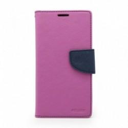 Futrola za HTC Desire 12 preklop sa magnetom bez prozora Mercury - ljubičasta
