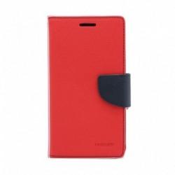 Futrola za Huawei Honor 9 lite preklop sa magnetom bez prozora Mercury - crvena