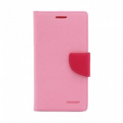 Futrola za Huawei Honor 9 lite preklop sa magnetom bez prozora Mercury - roza