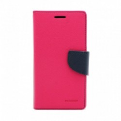 Futrola za Nokia 2.1 preklop sa magnetom bez prozora Mercury - pink