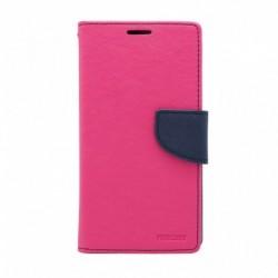 Futrola za Samsung Galaxy J5 (2017) USA preklop sa magnetom bez prozora Mercury - pink