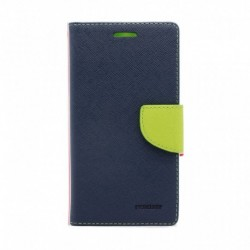 Futrola za Samsung Galaxy Note 9 preklop sa magnetom bez prozora Mercury - teget