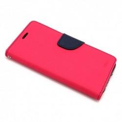 Futrola za Huawei Honor 9 lite preklop sa magnetom bez prozora Mercury - pink