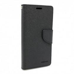 Futrola za Motorola Moto G6 preklop sa magnetom bez prozora Mercury - crna
