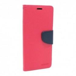 Futrola za Samsung Galaxy A6 Plus (2018) preklop sa magnetom bez prozora Mercury - pink