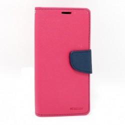 Futrola za Samsung Galaxy Note 9 preklop sa magnetom bez prozora Mercury - pink