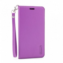 Futrola za Huawei Honor 10 preklop bez magneta bez prozora Hanman - ljubičasta