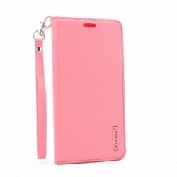 Futrola za Huawei P20 preklop bez magneta bez prozora Hanman - pink